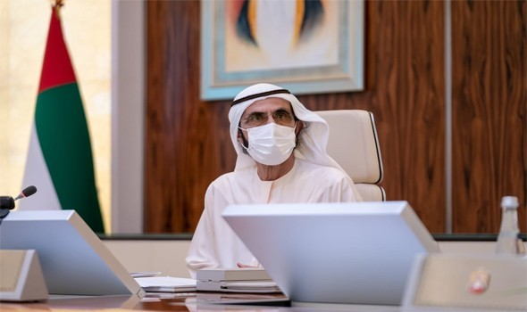 العرب اليوم - عبد اللهيان رئيس حكومة الإمارات يرحب بتعزيز العلاقات مع إيران