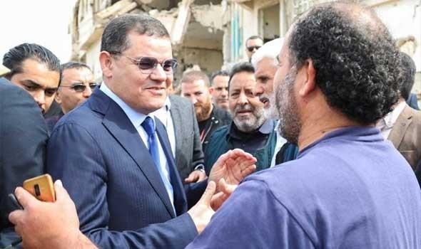 العرب اليوم - عبد الحميد الدبيبة يعد بإنهاء ملف ديون المستشفيات ومراكز التوحد الأردنية قريباً