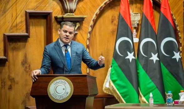 العرب اليوم - الدبيبة يبحث مع قيس سعيد إعادة فتح الحدود بين ليبيا وتونس