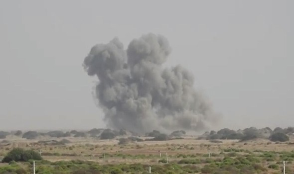 العرب اليوم - انفجار كبير يهز مدينة مأرب اليمنية وسط أنباء عن قصف من الحوثيين