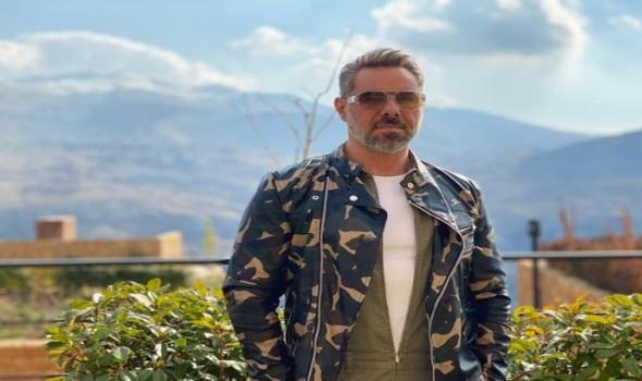العرب اليوم - فادي قطايا يوضح أن المكياج القوي موضة 2021