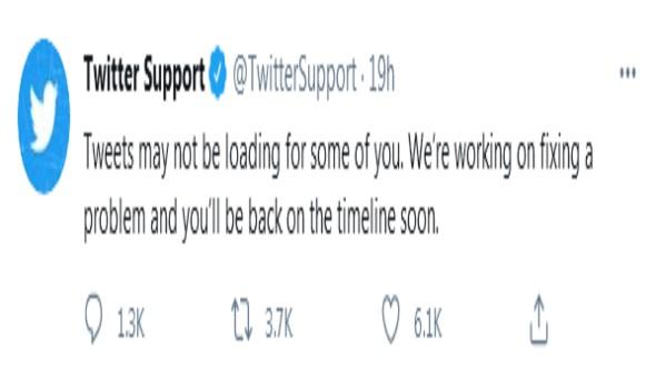 """العرب اليوم - إنقطاع خدمة """"تويتر"""" عن بعض المستخدمين"""