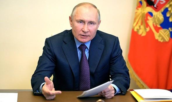 العرب اليوم - بوتين يوجه بمراجعة قوانين حيازة السلاح بعد حادث إطلاق النار في مدرسة وسط روسيا
