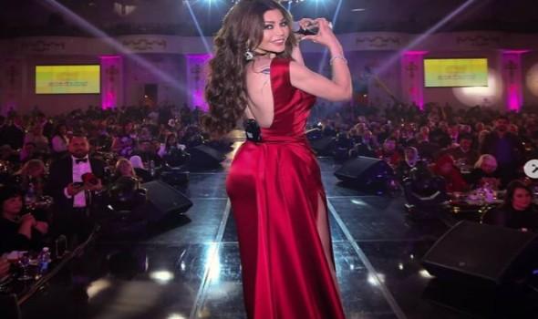 العرب اليوم - هيفاء وهبي تؤكد أن مصر تشهد تطويراً مُبِهراً وتفتح ذراعيها دائما لـ لبنان