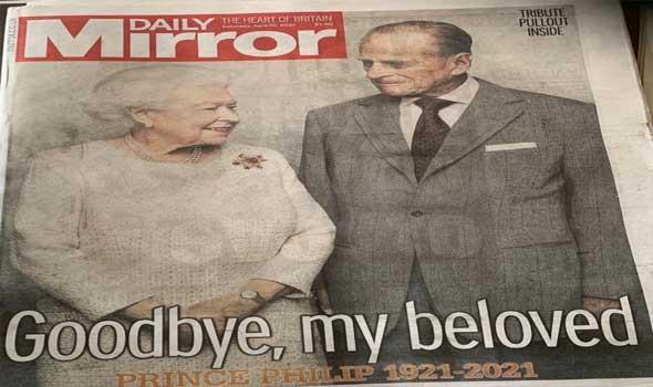 العرب اليوم - الملكة إليزابيث تستأنف مهامها بعد 4 أيام على وفاة زوجها