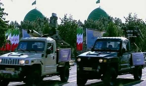 """العرب اليوم - الجيش الإيراني يعلن إستعداده لمواجهة إسرائيل """"كما فعل في عين الأسد"""""""
