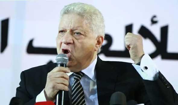 """العرب اليوم - رئيس نادي الزمالك """"المعزول"""" يشن هجومًا حادًا على هشام حطب رئيس اللجنة الأولمبية المصرية"""