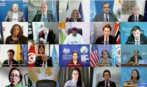 العرب اليوم - مجلس الأمن يفشل في تبنّي إعلان مشترك حول الصحراء الغربية