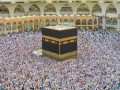 العرب اليوم - الصور الاولى للحجر الأسود  في الكعبة الشريفة بتقنية هي الاولى من نوعها
