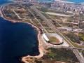 العرب اليوم - لبناني يسبح من ميناء طرابلس إلى جزيرة الأرانب متسلحاً بزعانف بلاستيكية