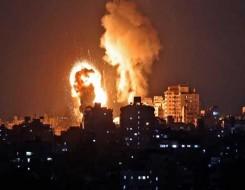 العرب اليوم - استشهاد قيادي في حركة حماس نتيجة قصف جوي اسرائيلي لقطاع غزة