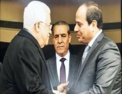 العرب اليوم - الرئيس الفلسطيني محمود عباس يؤكد إن القمة الثلاثية وحدة الموقف المشترك بين القادة الثلاثة