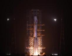 العرب اليوم - الصين تعلن تفكّك أجزاء صاروخها الفضائي فوق المحيط الهندي