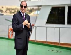 العرب اليوم - الرئيس المصري عبد الفتاح السيسي  يؤكد تفاقم ظاهرة المناخ تسبب ندرة في المياه