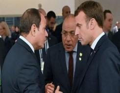 العرب اليوم - الرئيس الفرنسي يعلن إسقاط 5 مليارات دولار من ديون السودان