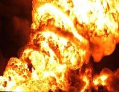 العرب اليوم - الأردن يعلن إخماد حريق في 4 أنابيب نفط تغذي مصفاة العقبة