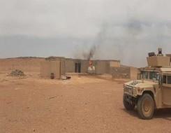 العرب اليوم - الدفاع الجوي العراقي بشأن انفجار مخزن أسلحة تابع للحشد الشعبي لم نسجل أي خرق لأجوائنا