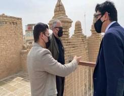 """العرب اليوم - العراق سيستعيد لوحاً مسمارياً أثرياً عليه جزء من """"ملحمة غلغامش"""" سُرِق من متحف عام 1991"""