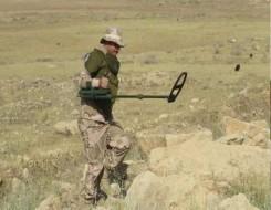 """العرب اليوم - قوات الأمن العراقية تعلن تنفيذ عملية أمنية لمطاردة فلول """"داعش"""""""