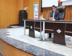 العرب اليوم - المنفي يزور مصر غداً السبت تلبية لدعوة الرئيس عبد الفتاح السيسي