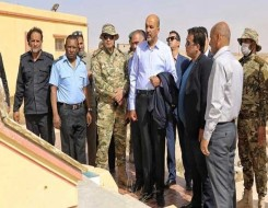 العرب اليوم - السفير الأميركي يبحث مع المنفي الانتخابات الليبية وتوحيد المؤسسة العسكرية
