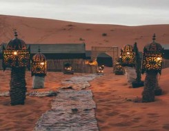 """العرب اليوم - إنطلاق أول مهرجان مناطيد في """"المثلث الذهبي"""" في الأردن"""