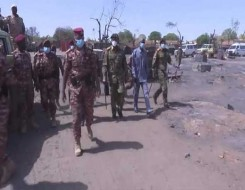 العرب اليوم - السودان يعلن ضبط شحنة أسلحة وذخائر ومتفجرات قادمة من ليبيا