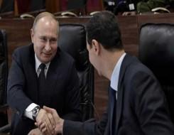 العرب اليوم - الأسد يلتقي في دمشق نائب رئيس الحكومة الروسية