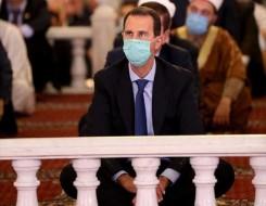 العرب اليوم - الرئيس الأسد يتلقى برقيات تهنئة من رؤساء دول عربية وأجنبية
