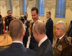 العرب اليوم - الأسد يؤكد لمبعوث بوتين مواصلة سوريا العمل بشكل حثيث من أجل عودة اللاجئين