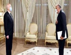 العرب اليوم - سامح شكري يؤكد وجود دعم مصري مُطلق لإجراءات الرئيس التونسي