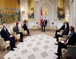 العرب اليوم - رئيس الحكومة الليبية يفتتح الطريق الساحلي الرابط بين شرق ليبيا وغربها