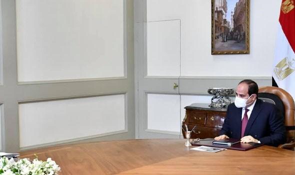 السيسي يكشف عن الحل الوحيد لمواجهة الفساد في مصر ويستشهد بـسنغافورة