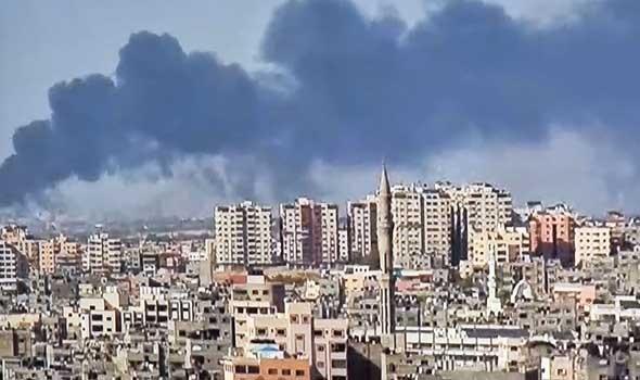 ارتفاع عدد القتلى نتيجة الضربات الإسرائيلية على غزة إلى 72 شخصا بينهم 17 طفلا