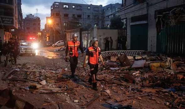 الطائرات الاسرائيلية تنتقم من غزة وتحصد 25 شهيدًا والمقاومة لا تستبعد عملية برية واسعة