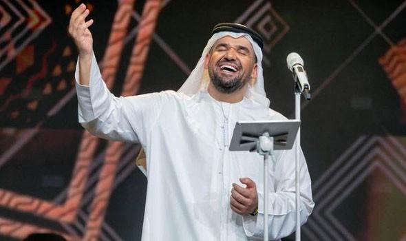 العرب اليوم - حسين الجسمي يقدم أمسية ساحرة في جدّة لمناسبة اليوم الوطني السعودي الـ 91