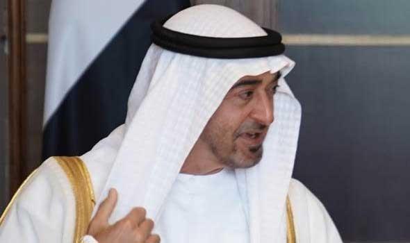 محمد بن زايد يزور جناح الإمارات في إكسبو 2020 دبي
