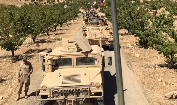 الجيش اللبناني ينفذ تدريبات بحرية بالتعاون مع قوات الأمم المتحدة في الناقورة