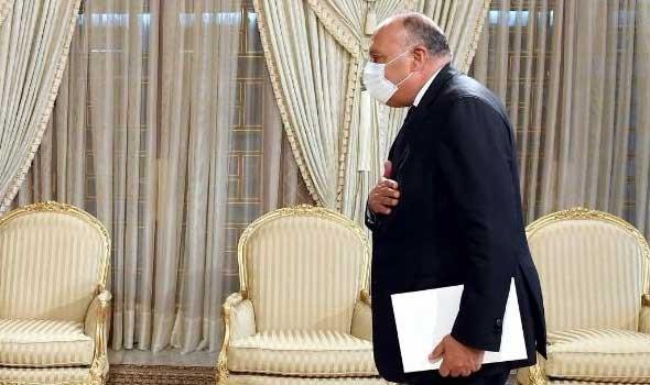 وزير الخارجية المصري سامح شكري يعلن عن إنجاز كبير في ملف سد النهضة