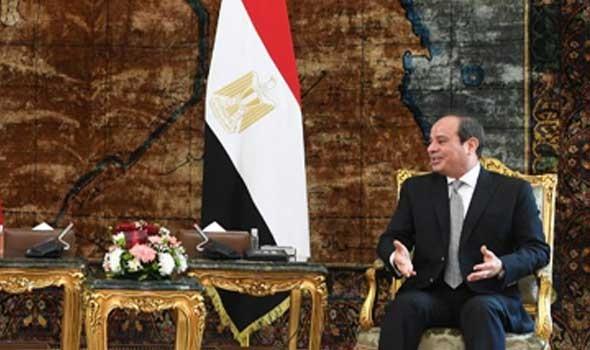 السيسي يؤكد لصالح وحفتر دعم مصر لوحدة المؤسسات الليبية