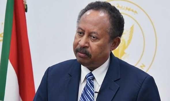 حمدوك يُجدد موقف السودان الرافض لأي أجراء أحادي بشأن سد النهضة