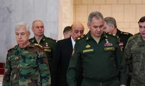 شويغو يؤكد أن مصر شريك موثوق لروسيا في إفريقيا والشرق الأوسط