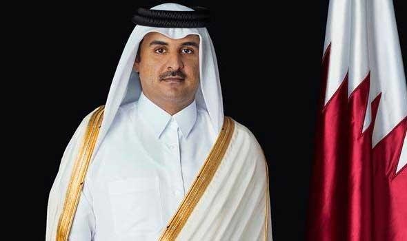 أمير قطر وملك الأردن يبحثان تعزيز العلاقات الثنائية في الدوحة