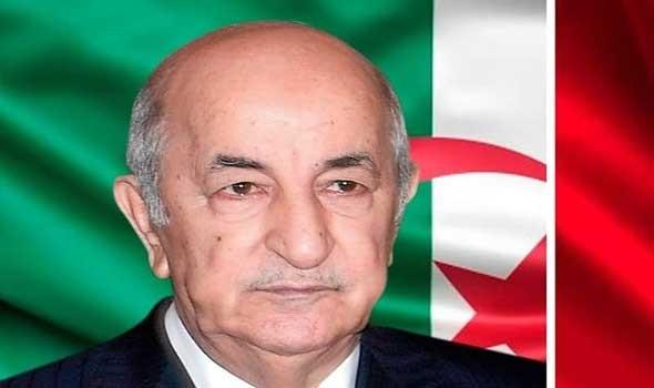 الرئيس الجزائري يؤكد أن بلاده لاتقبل بسياسة الأمر الواقع في الصحراء الغربية والجيش جاهز لأي طارئ