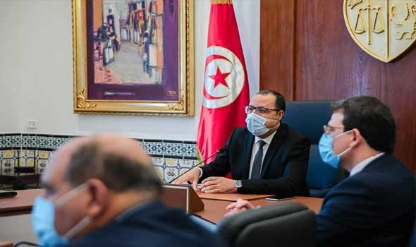 """الحكومة التونسية تدين الاعتداء على رئيسة كتلة """"الحزب الدستوري الحر""""داخل البرلمان"""
