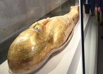 العرب اليوم - عملية مذهلة لكشف الشكل الأصلي لوجوه 3 مومياوات مصرية