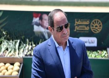 العرب اليوم - الرئيس المصري وملك البحرين يناقشان أزمة سد النهضة