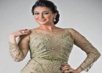 العرب اليوم - موديلات فساتين سهرة كم طويل من وحي غادة عبد الرازق