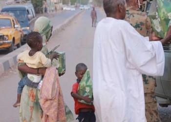 العرب اليوم - سودانيون يتظاهرون في الخرطوم للمطالبة بإسقاط الحكومة