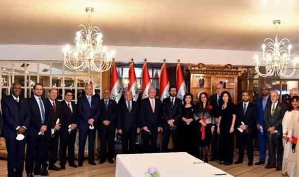 العرب اليوم - وزير خارجية فلسطين يطالب بتشكيل جبهة دولية تتصدي لـ«جرائم» إسرائيل